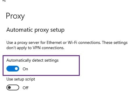 Windows-10-proxy-settings