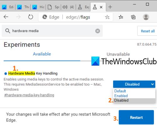 select-disabled-option-for-hardware-media-key-handling-and-restart-edge