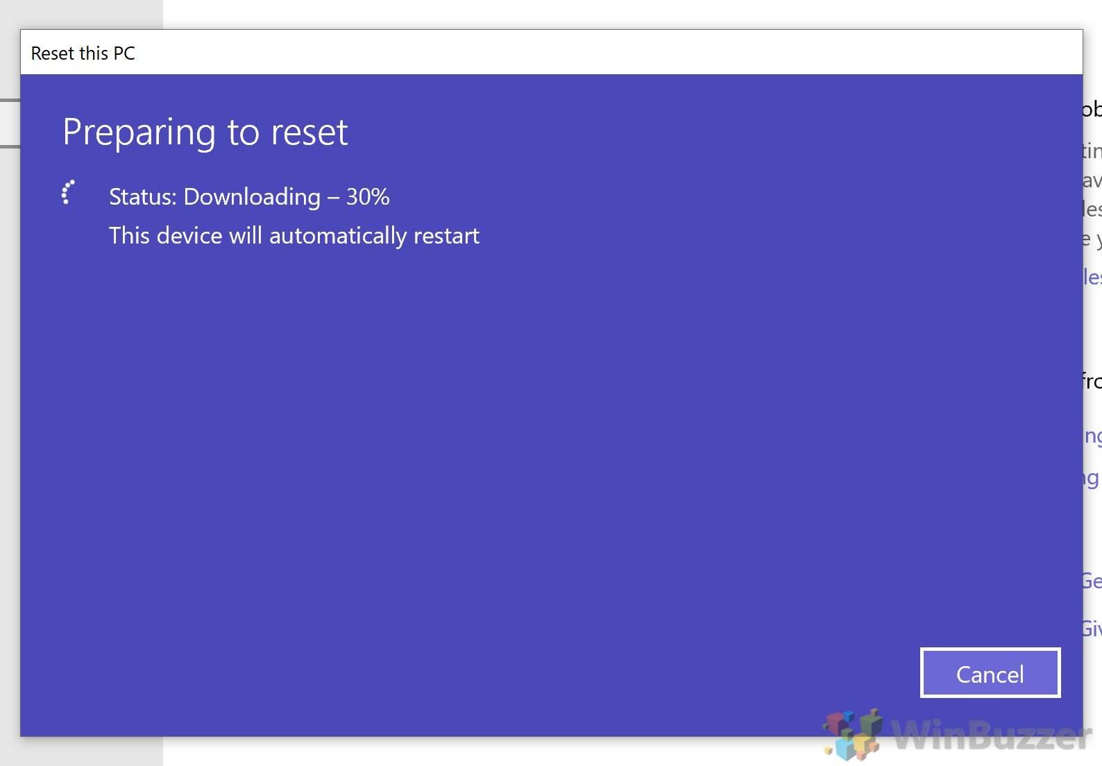 如何重设Windows 10(一般或原厂重设)