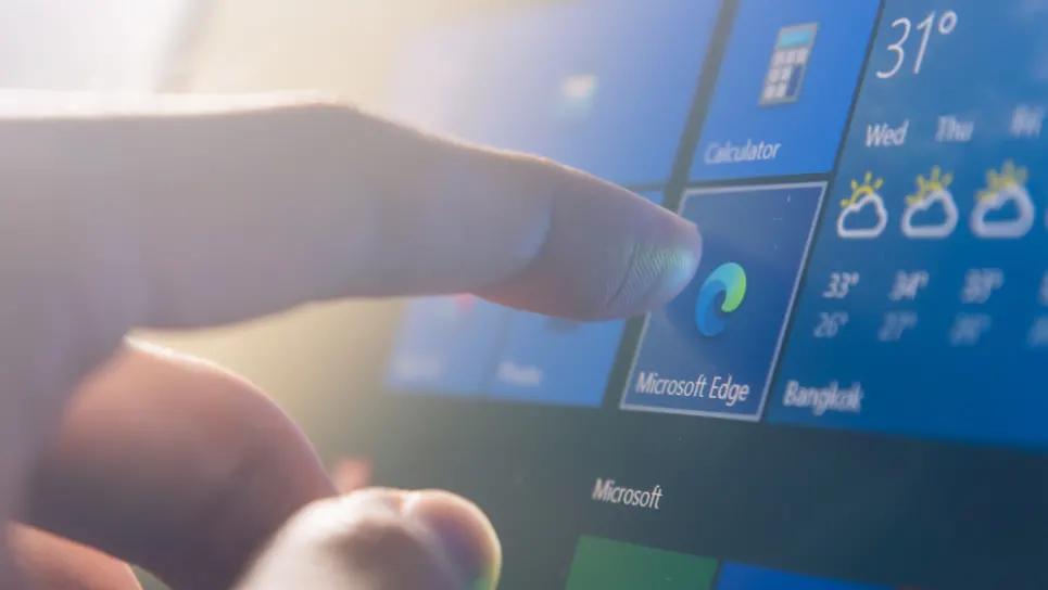 dFuture币如何在Microsoft Edge中更改内容可见性的步骤