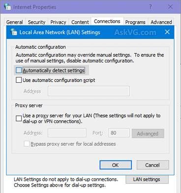 Disable_Automatically_Detect_Settings_LAN_Option_Internet_Options_Windows