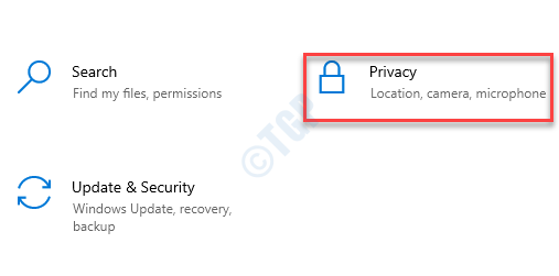 Settings-Privacy