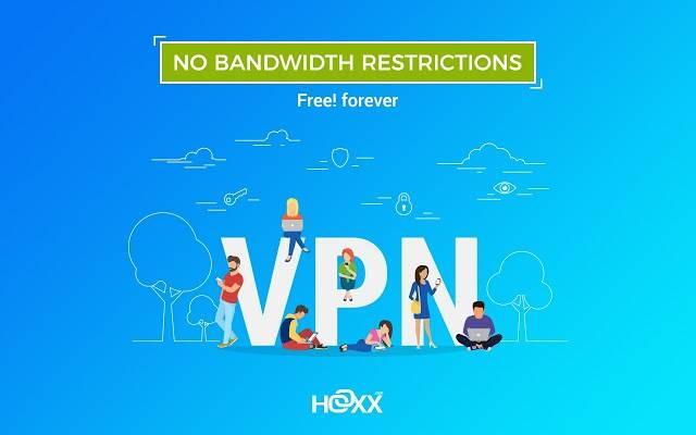 Edge浏览器 Hoxx VPN Proxy 插件下载