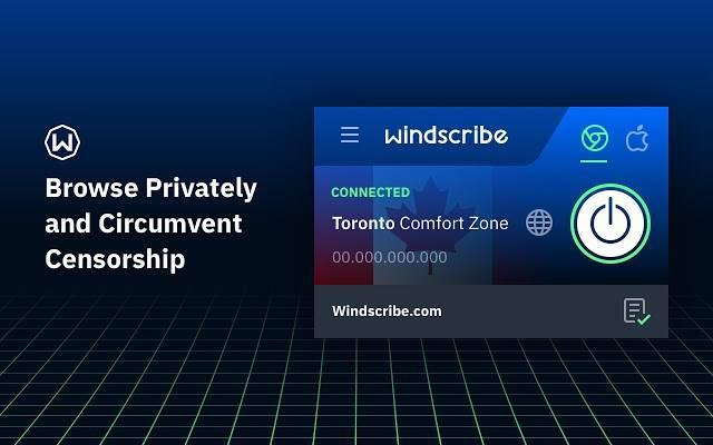 Windscribe - Free Proxy and Ad Blocker 在哪下载?有什么用?