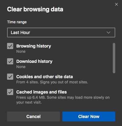Microsoft Edge运行缓慢,无法正常运行或在macOS上崩溃