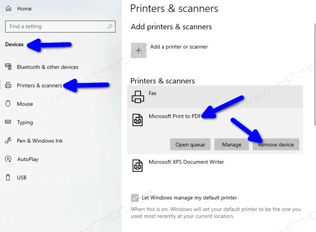 remove-ms-print-to-pdf-from-settings