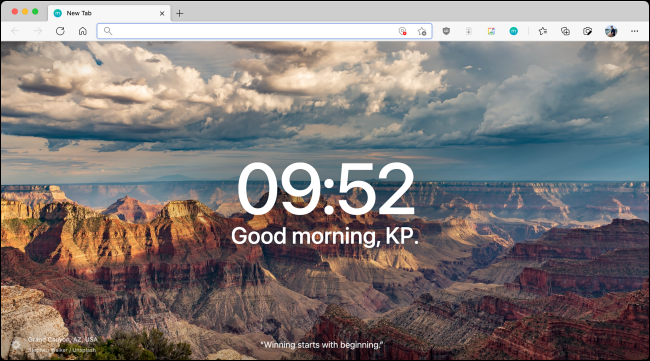 New-Momentum-Start-Page-on-New-Tab-in-Microsoft-Edge