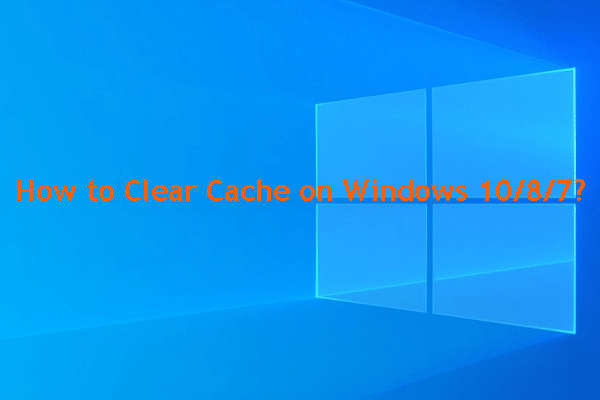 how-clear-cache-on-windows-thumbnail