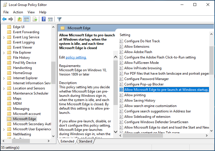 Microsoft Edge是否在后台运行?试试这些解决方案!