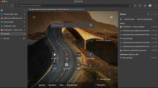 Microsoft Edge 89在垂直选项卡和新历史记录视图中引入