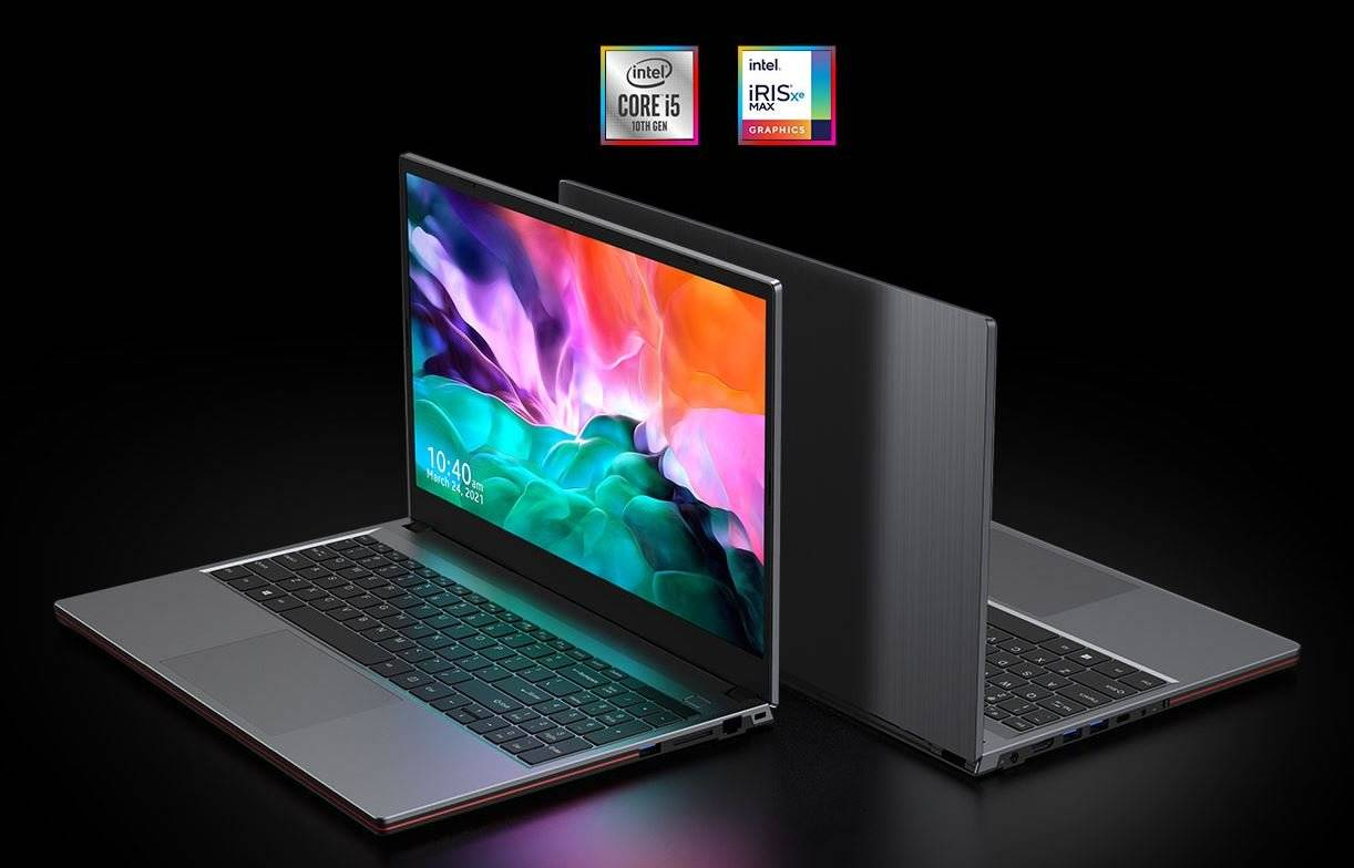 带有英特尔酷睿i5,Iris Xe Max图形和512GB SSD的Chuwi CoreBook Xe仅售599美元