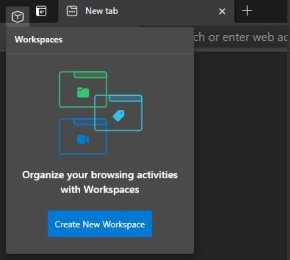 Edge-workspaces