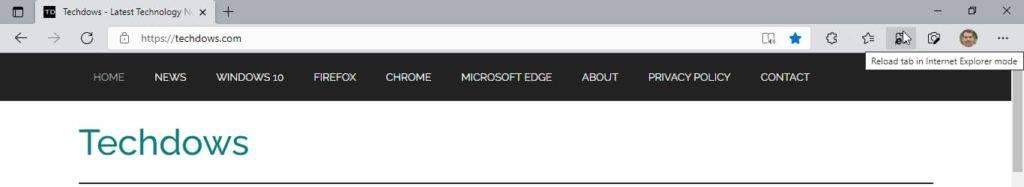 Edge 92 使在 Internet Explorer 模式下加载站点变得更容易