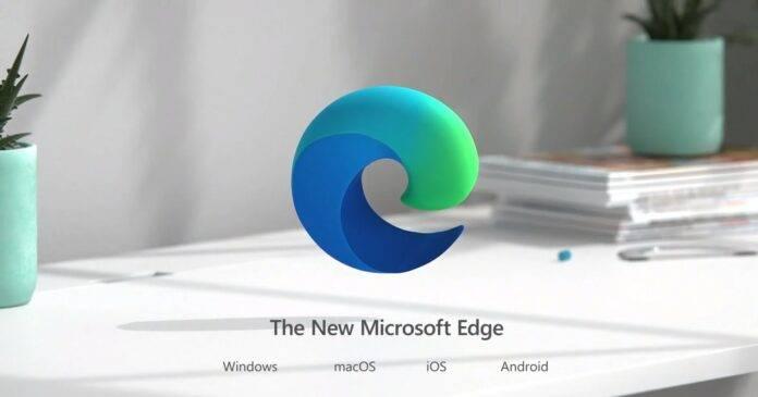 Microsoft Edge stable 终于获得了标签共享工具