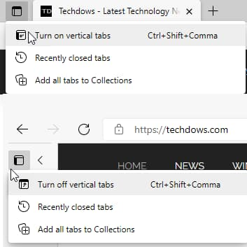 Turn-Vertical-Tabs-on-or-off-with-Keyboard-Shortcut-in-Edge