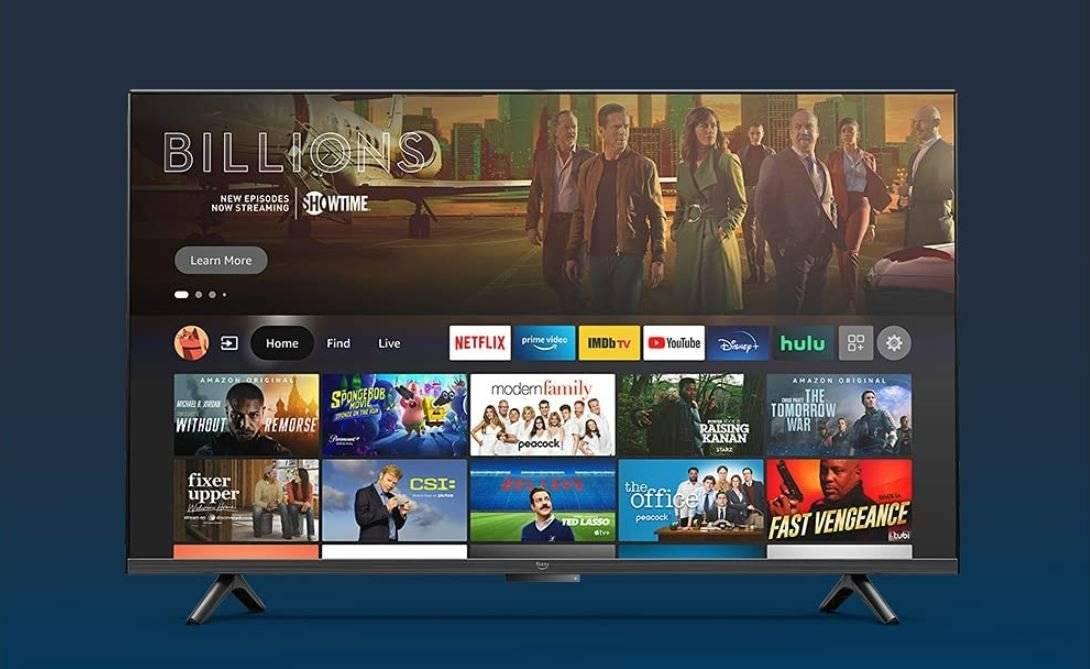 亚马逊宣布 Fire TV Omni 系列、Fire TV 4 系列和 Fire TV Stick 4K Max亚马逊宣布 Fire TV Omni 系列、Fire TV 4 系列和 Fire TV Stick 4K Max