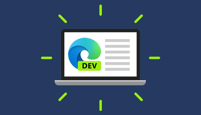 微软发布 Edge Dev channel build 95.0.997.1,能够同步支付卡等